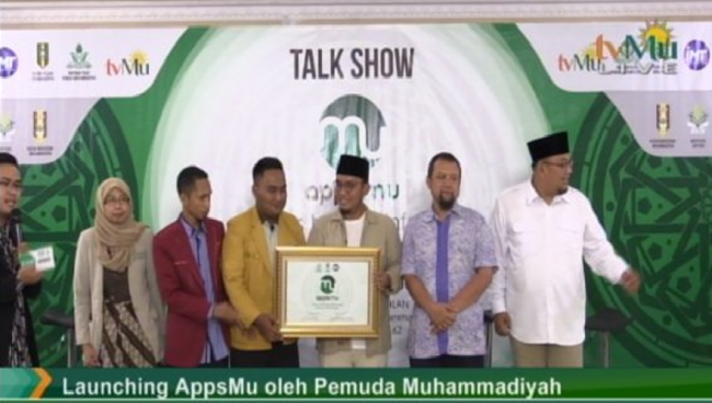 AppsMu Aplikasi Online Besutan Pemuda Muhammadiyah
