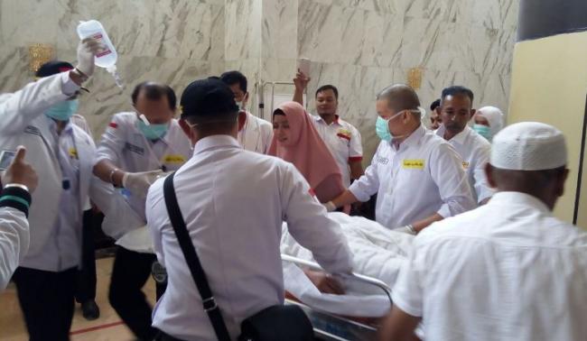 Berikut 65 Nama Jemaah Wafat Saat 5 Hari Puncak Haji