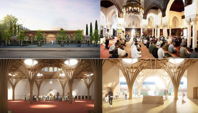 Cambridge Mosque, Masjid Ramah Lingkungan Pertama di Eropa