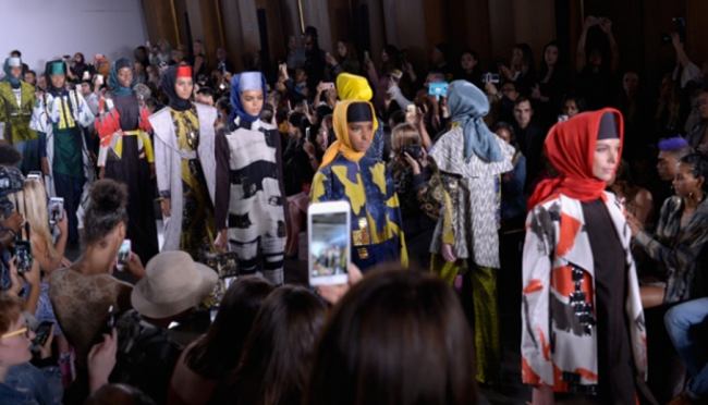 Desainer Busana Muslim Tanah Air Kembali Eksis di New York Fashion Week