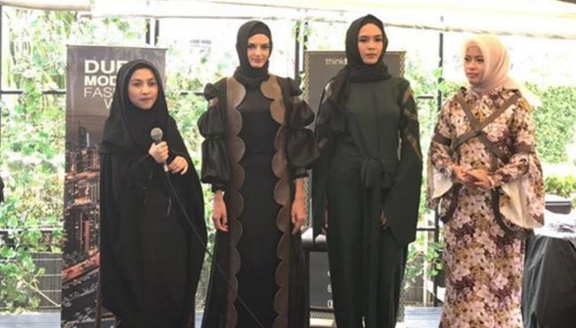 Desainer Muslimah Indonesia Siap Ramaikan Modest Fashion Week Dubai