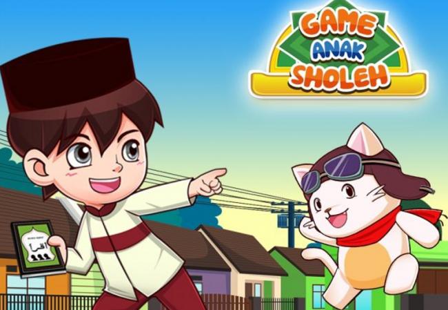 Game Anak Sholeh, Sudah Jajal Keseruannya
