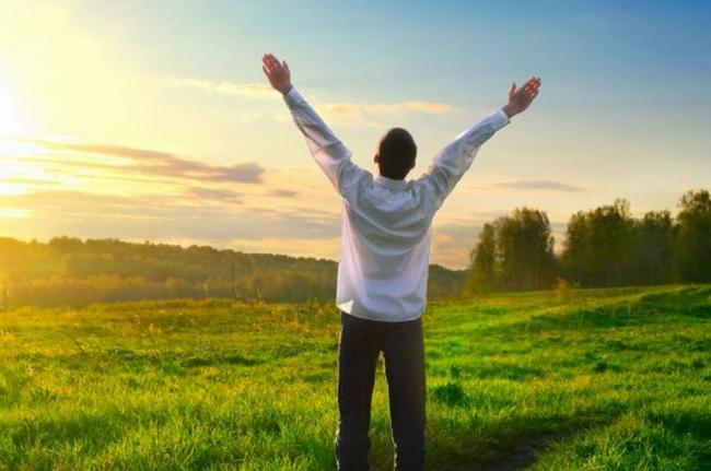 Hidup Tenang dan Bahagia Berkat Dua Saku
