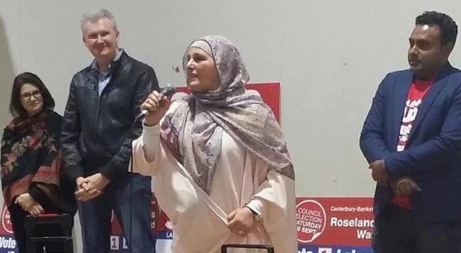 Hijaber Pertama yang Terpilih Jadi Anggota Dewan Kota Sydney