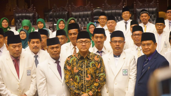 Ketua MPR Indonesia Bukan Bangsa Anti-Tuhan
