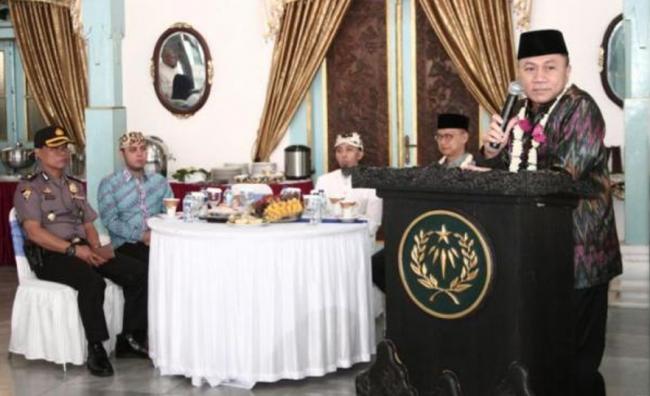 Ketua MPR Jaga Identitas Budaya Lokal di Tengah Modernisasi Global