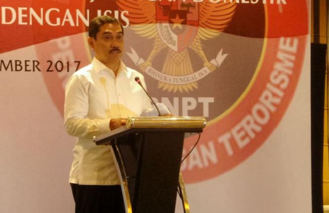 Lewat Buku Putih, BNPT Ungkap Peta Pendanaan Terorisme Afiliasi ISIS