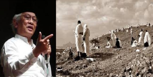 Lewat Puisi Ini, Gus Mus Bercerita Tentang Arafah