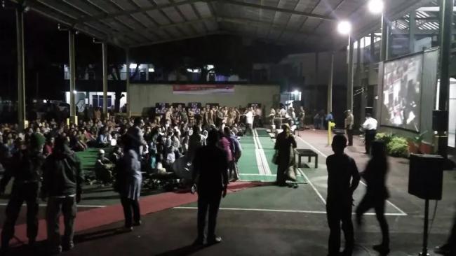 Malam Ini Jokowi Dijadwalkan Nobar Film G30S PKI di Bogor