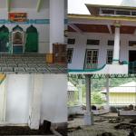 Masjid Kuno Kesultanan Bacan dan Misteri Nisan yang Tumbuh Sendiri