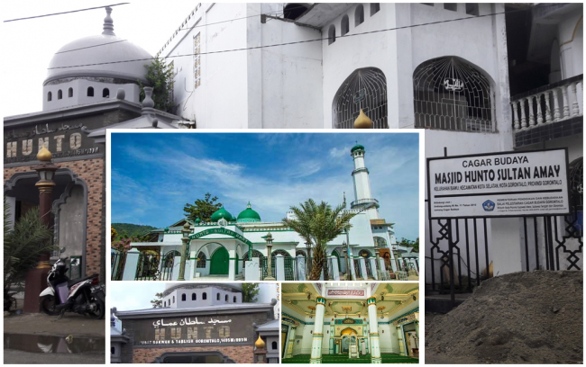 Masjid Kuno di Gorontalo Ini Dibangun sebagai Mahar Pernikahan