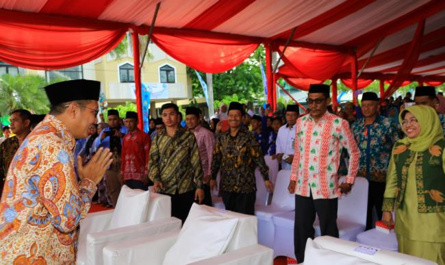 Menag Soroti Peran Remaja Masjid sebagai Penjaga Jatidiri Bangsa