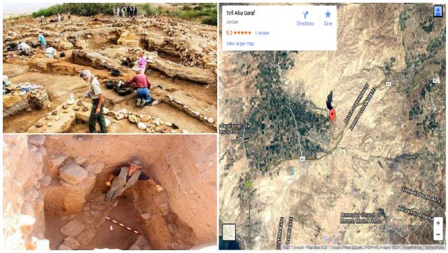 Reruntuhan Kota Sodom yang Disebutkan dalam Al-Quran Ditemukan di Yordania