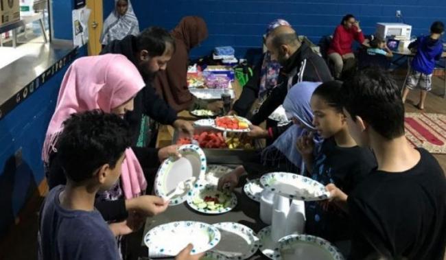 Sekolah Islam Florida Tampung Korban Badai Irma