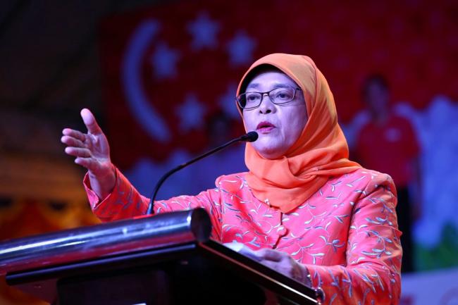 Singapura Bakal Punya Presiden Muslimah Pertama, Siapa Dia