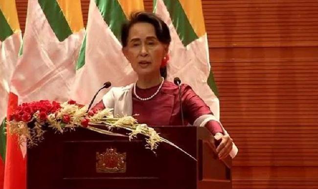 Suu Kyi Bohong Tentang Rohingya Berikut Uji Fakta Pidatonya