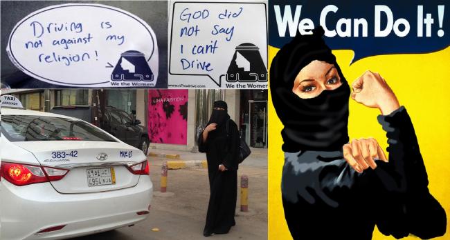 Syawal Tahun Depan, Perempuan Saudi 'Halal' Mengemudi Mobil