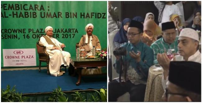 Habib Umar bin Hafidz Islam Lebih Memilih Jalan Damai, Ketimbang Konflik dan Kekerasan
