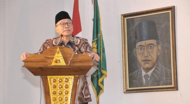 Jelang Hari Santri, Ketua MPR Ingat Pesan Mbah Hasyim, Pancasila Itu Kalimatun Sawa