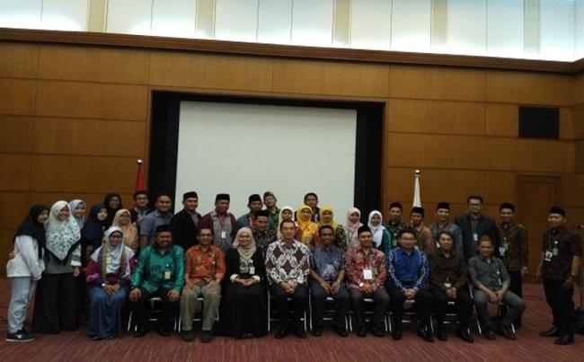 Kedubes Jepang Berangkatkan Puluhan Ulama dan Pemuda NU-Muhammadiyah ke Negaranya