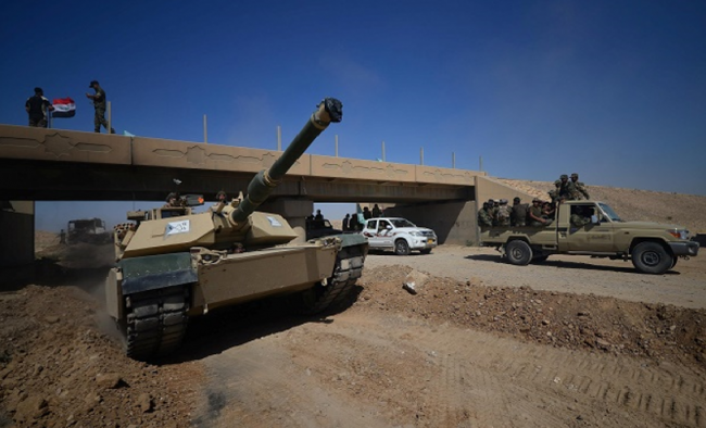 Militer Irak Siap Lancarkan Serangan Pamungkas Pembebasan Hawija