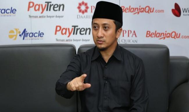 Paytren Dibekukan BI, Yusuf Mansur Akui Memang Belum Miliki Izin
