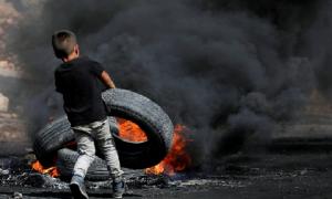 Potret Keberanian Anak Palestina Lawan Tentara Zionis Israel 2