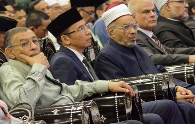 Quraish Shihab Tekankan Pentingnya Moderasi dan Toleransi Islam