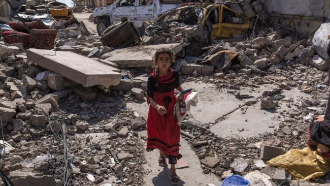 Taktik Bumi Hangus AS Saat Kalah Telak di Irak dan Suriah