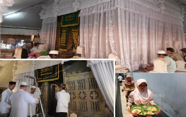 Tradisi Bubur Suro dan Buka Luwur Makam Sunan Kudus