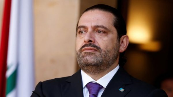 Perdana Mentri Lebanon, HSaad al-Hariri. Photo:Reuters