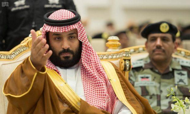 Muhammad bin Salman, Putra Mahkota Kerajaan Arab Saudi. Photo: Reuters