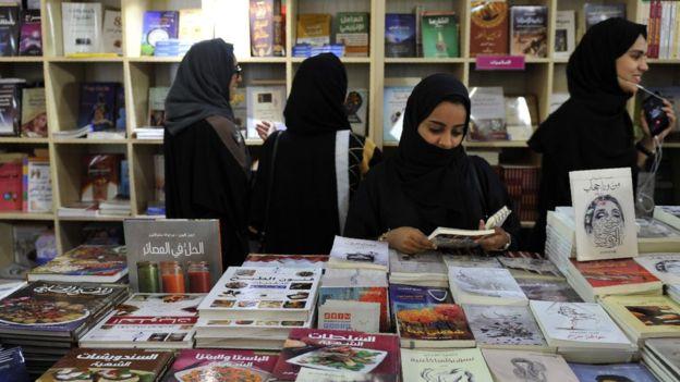 Banyak mahasiswa Arab Saudi yang sekolah di luar negeri. Photo: AFP