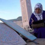 TOKOH – Nuriyyah, Guru Kaligrafi Wanita Pertama di Maroko