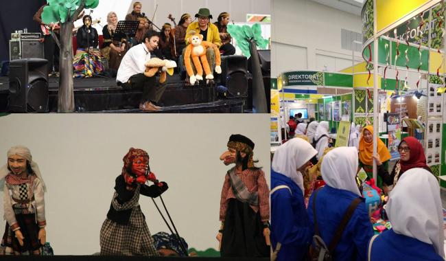 Pentas Dongeng Islami Bertema Keberagaman dan Kebhinekaan Islam Nusantara
