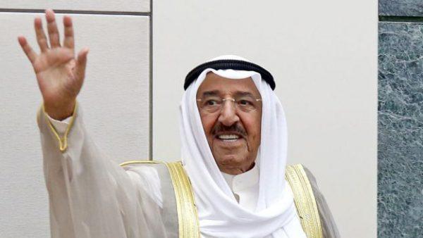 Amir Kuwait menawarkan diri untuk menjadi mediator dalam krisis Riyadh-Doha. Photo: Getty Images