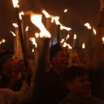 Doakan Indonesia Selamat, Warga Probolinggo Gelar Tradisi Rabo Wekasan