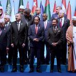 Di Istanbul, Jokowi Ajak Anggota OKI Berani Tolak Putusan Amerika Serikat