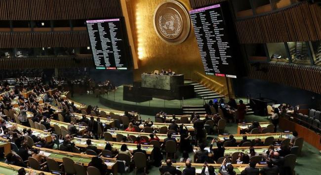 Abaikan Trump, 128 Negara Sepakat Dukung Palestina