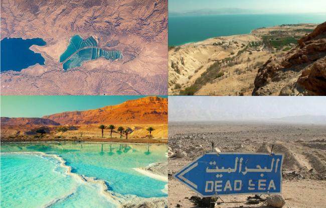 Arkeolog Temukan Jejak Kota Sodom di Tepi Laut Mati