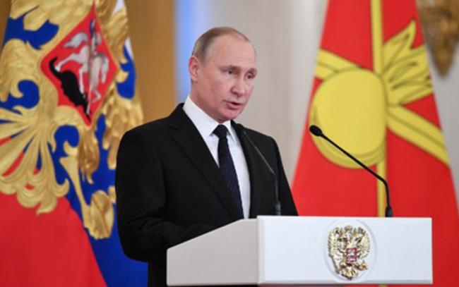 Di Sela Pesan Akhir Tahunnya, Putin Tegaskan Tetap Dukung Assad