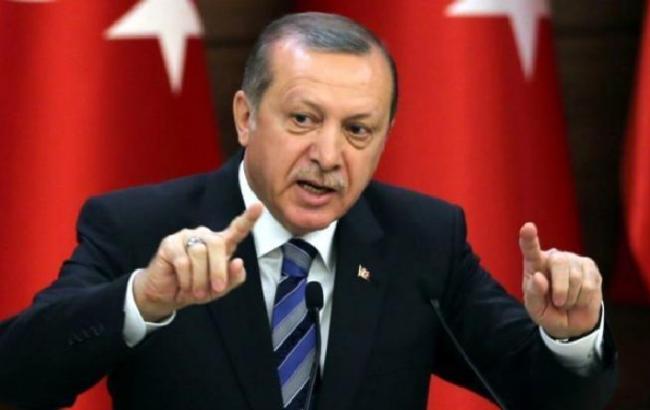 Erdogan Sebut Amerika Masuk Geng Pembunuh Bersama Israel
