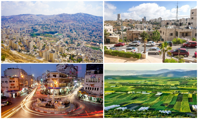 Ini Dia 4 Kota Tua Bersejarah di Palestina Selain Yerusalem