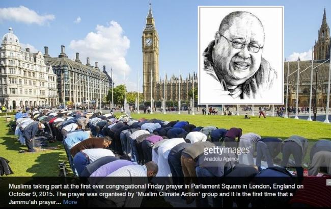 KOLOM – Fenomena Londonistan