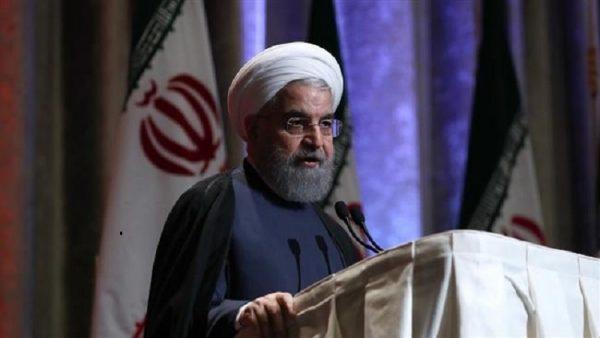 Presiden Iran Hassan Rouhani membuka konferensi. Photo: Parstoday