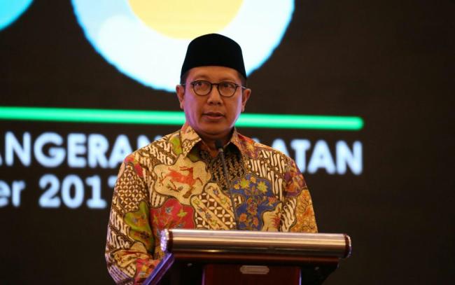 Sambut Tahun 2018, Begini Pesan Menteri Agama