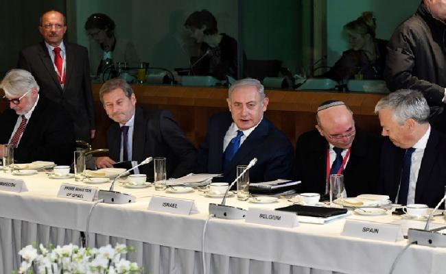 Uni Eropa Tolak Mentah-Mentah Permintaan PM Israel