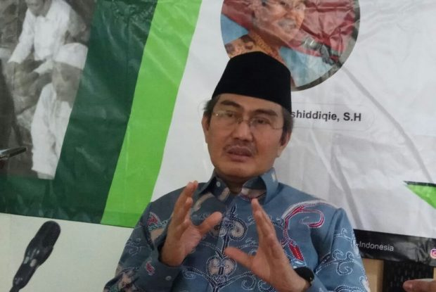 Ketua Umum ICMI Prof Jimly Asshiddiqie. Photo: Republika