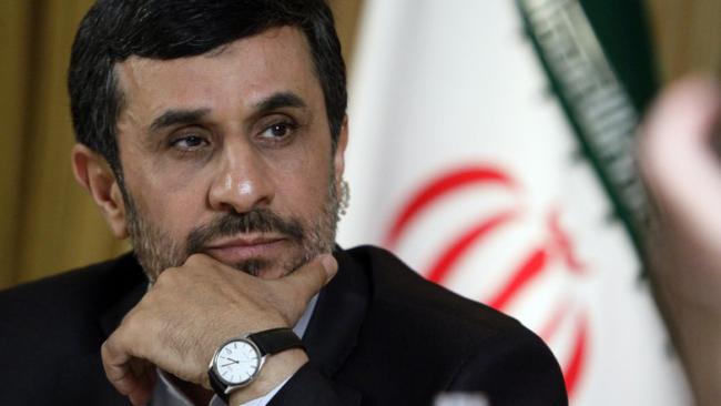 Berita Penamgkapan dan Penahanan Ahmadinejad Ternyata Hoax