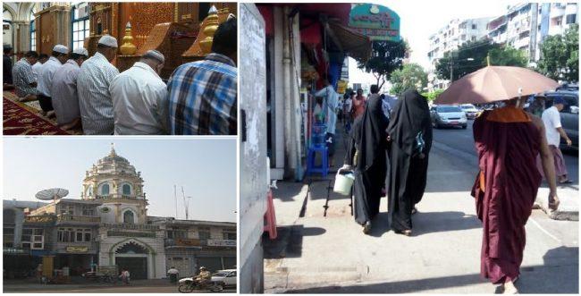 Bukti Islam Pernah Berjaya di Myanmar